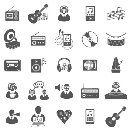 Vector set of business icons, symbols and pictograms Stock Vector - 22236561