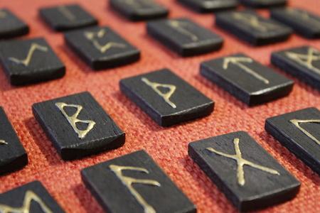 runes: runes Banque d'images