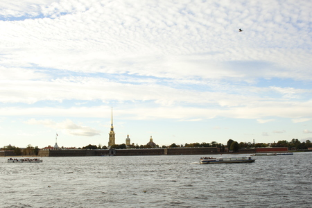 piter: Poul and Piter Fortress