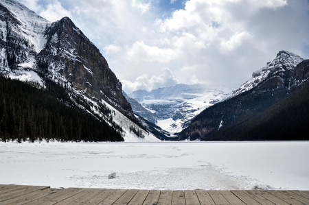Lake Louise,Banff National Park, Alberta, Canada photo