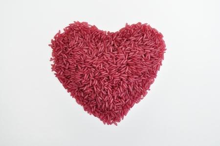 Red  Herbal  Rice Stock Photo - 12881807