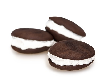 Whoopie pies, traditional dessert from New England