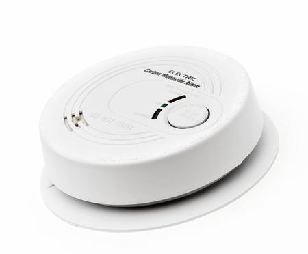 Carbon Monoxide Alarm Standard-Bild