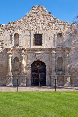 The Alamo in San Antonio, Texas photo