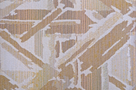 Textile background in earth tone colors