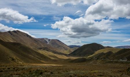 lindi: Linidi pass south island, New Zealand.