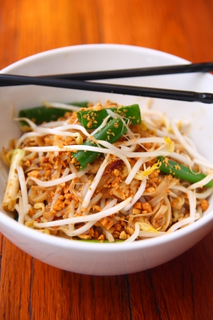 Pad Thai, Thai signature dish Thai food photo