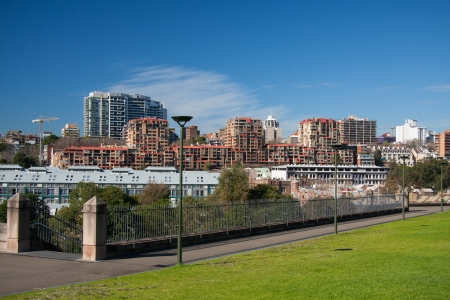 City, Sydney