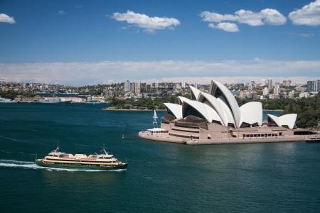 SYDNEY, AUSTRALIA-outubro 2009