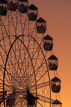 Ferris wheels  photo