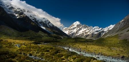 Landscape of New Zealand  版權商用圖片