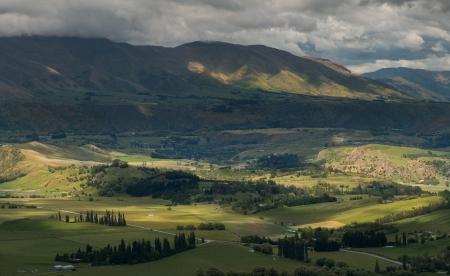 Landscape of New Zealand  photo