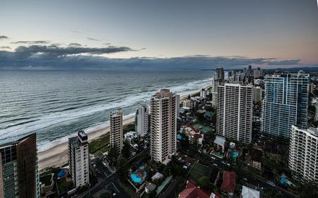 goldcoast: Cityscape of Goldcoast, QLD Australia