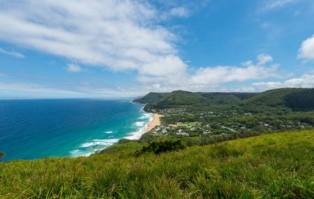 kiama: Australia Wollongong beach