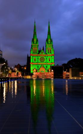 St.mary catherdal of Sydney photo