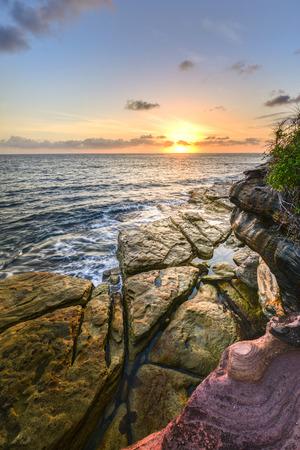 sydney australia: Coogee beach, Sydney Australia.