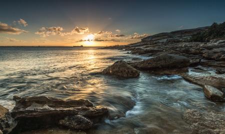 paysage marin: Marin Sydney.