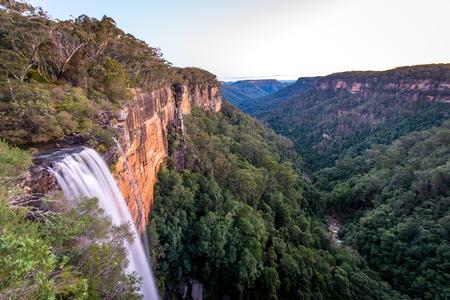 Fotzroy falls in Australia
