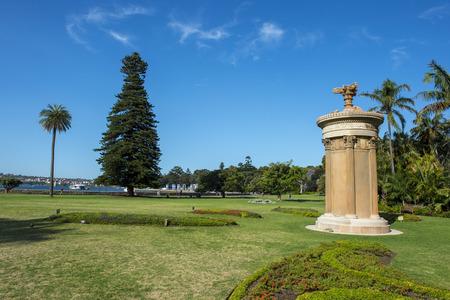 botanic: Botanic garden in Sydney