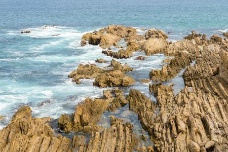 Seascape in Australia Stock Photo