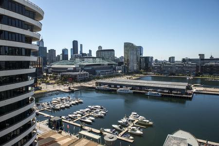 Docklands Etihad stadium Melbourne