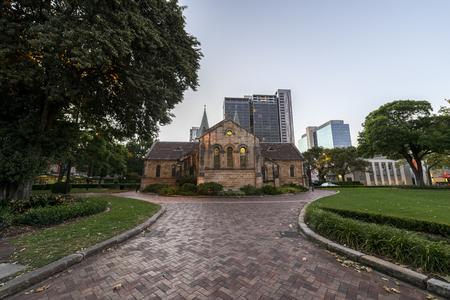 Old church in Australia