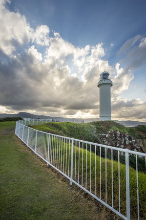 Lighthouse in Wollongong