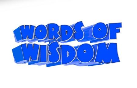 bluer: Words of Wisdom