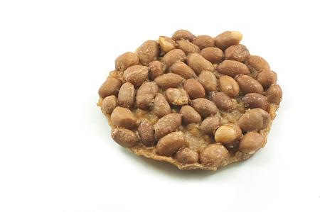 fitter: Nut Fried Thai snack desert
