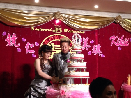 cousin: Enchanting wedding during the advent christmas month for my cousin  his bride Great way to kick off the new year