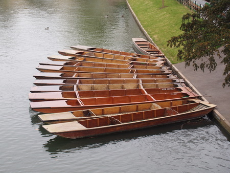 punting: Punts on the Cam