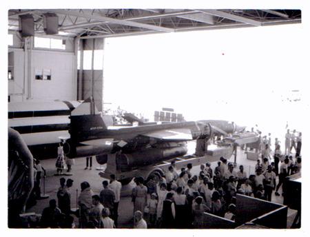 Bomark Black and White 1962 enhanced