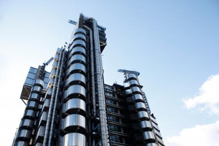 lloyds of london: Lloyds Stock Photo