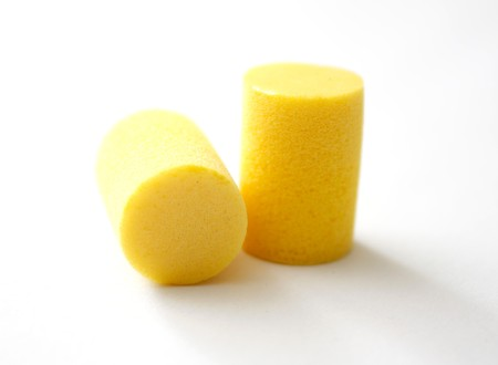 foam safe: Ear plugs