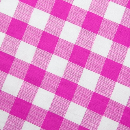 Purple textile gingham background photo
