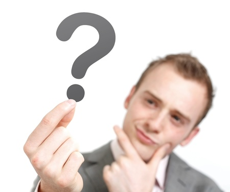Question Stock Photo - 8684447