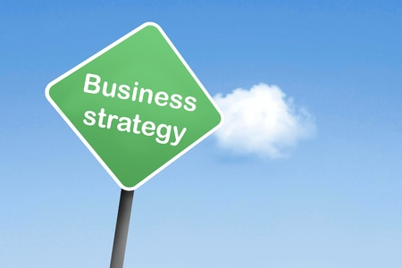 Business strategy photo