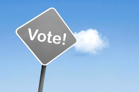 Vote Stock Photo - 8533967