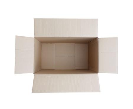 Cardboard box Stock Photo - 8534087