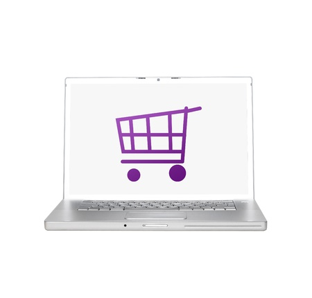 Online shopping Stock Photo - 8533913