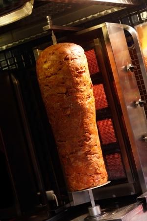 Kebab shop photo