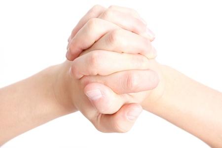 Praying Stock Photo - 8535385