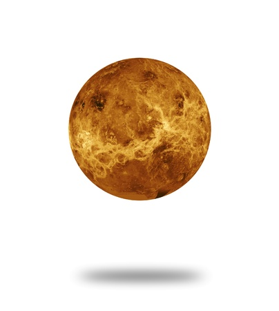 Venus - texture from Nasa
