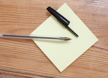 Note pad Stock Photo - 8536486