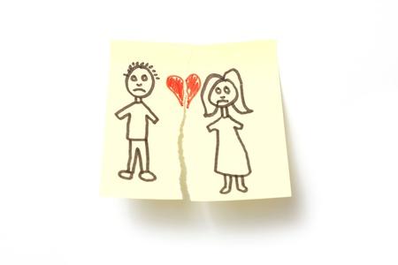 breakup: Divorce