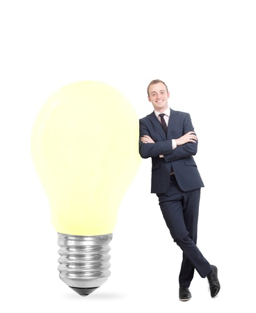 Conceptual image of ideas Stock Photo - 8684369