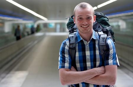 preperation: Backpacker