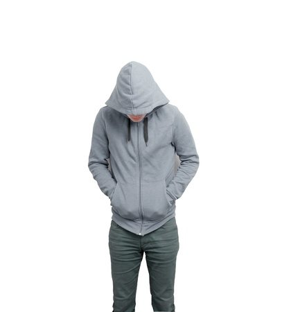 Hoodie Stock Photo