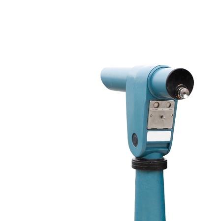 eyepiece: Public binoculars