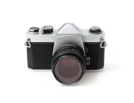 rangefinder: Old camera
